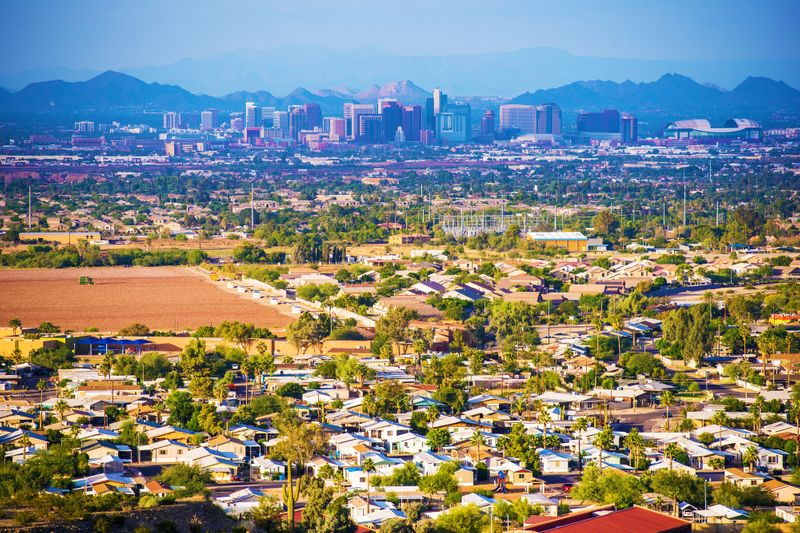 move from california to Arizona