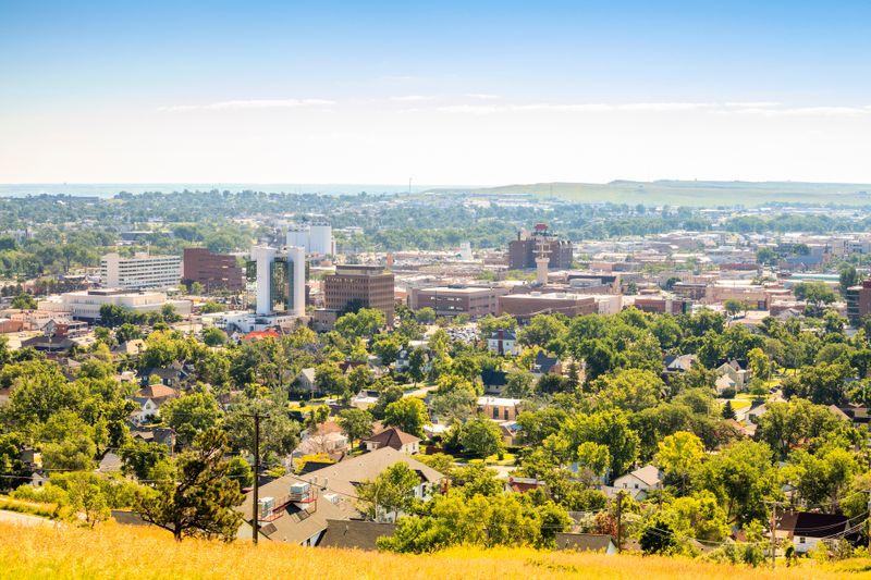 move to south dakota